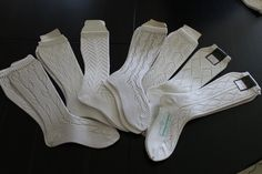 vintage calze   bambino 1960 -18 pz
