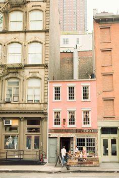 tiny's & the bar upstairs. new york, ny.