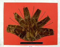 Extant velvet cap found in the surgeon's cabin aboard the Mary Rose, 1545. Needs attribution
