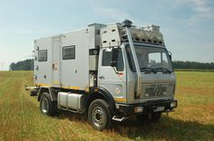 Mercedes Benz 1017A Expedition Vehicle