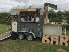 In August 2016 The Pickled Pony was born, our quirky mobile bar and coffee house. Catering Trailer, Food Trailer, Barista Coffee Machine, Coffee Shop, Coffee Van, Mobile Bar, Cocktail Ginger Ale, Horse Box Conversion, Prosecco Van