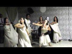 Ministério de dança Adoração - Casa do pai ( Aline Barros ) .. - YouTube
