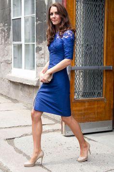kate-middleton-style-royal-blue-dress