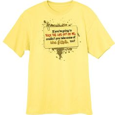 If You Suck the Life out of Me Funny Novelty T-Shirt Z13635 - Rogue Attire