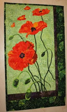 Featured Member Quilts: Let Them Bloom - 24 Blocks