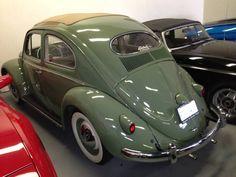 1957 VW CLASSIC BEETLE RAG TOP | 27312313