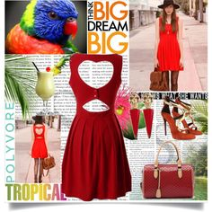"""Like the heart shape"" by udobuy on Polyvore"