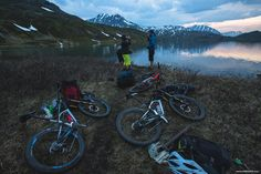 Break Time but No Nighttime. During the endless days of the Alaskan summer @mattyhunter and crew discover what Alaska has to offer in the newest Trailhunter edit. Watch it now from the link in our bio. by iamspecialized