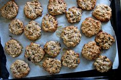 petite kitchen: Healthy banana breakfast cookies (sugarfree,GF,Vegan)