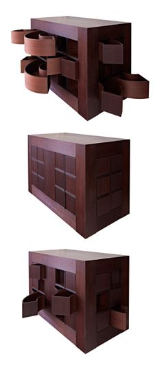 Not only a practical commode, but interesting art furniture. Designer: Janis Straupe $51568.69   1EUR=1.36380 USD