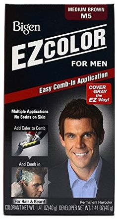 Bigen EZ Color For Men Medium Brown - M5 ** Be sure to check out this awesome product.