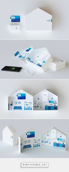 Bosch Plus Welcome Pack design by RAM 360 Ukraine - http://www.packagingoftheworld.com/2017/03/bosch-plus-welcome-pack.html