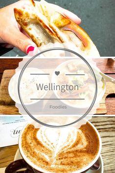 Wellington Foodies — The Green Traveler Food Trucks, Sushi Laden, Tolle Cupcakes, New Zealand, Ethnic Recipes, Britain, Foodies, Travel Destinations, Restaurants