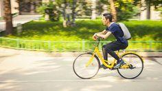 Uber Siapkan Ride Sharing Versi Sepeda di China