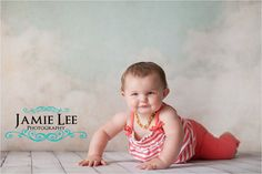 5ft x 5ft Blue Sky Backdrop for Photography by MyBackdropShop