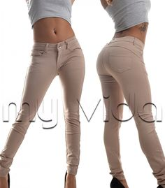 Pantaloni donna panta leggings aderenti slim   My Vida #look #style #fashion #shopping #shoppingonline #moda #unique #stylish