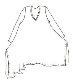 Drippy Hem Sweater www.loveyourpeach...