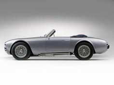 1953 Maserati A6GCS Frua Spider