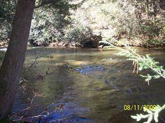 Toccoa River in N. Georgia