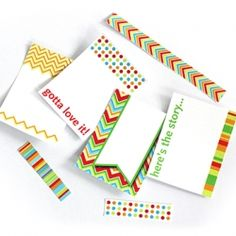 Great free printable journaling cards to download for project life or for digital or hybrid scrapbooking.