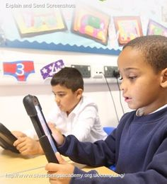 Silver Springs Primary Academy uses TinyTap in their computing curriculum