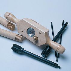 Tap and Die Wood Threading Set by Garrett Wade