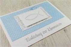Brauchst du Einladungskarten, Grußkarten oder Dankeskarten zur Kommunion, Konfirmation oder zur Verabschiedung aus dem Biblischen Unterricht...
