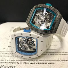 ouble trouble by 🔥 . Classy Man, Sky Dweller, Richard Mille, Mens Gear, Double Trouble, Luxury Watches For Men, Specs, Rolex, Fendi