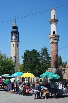 Vieux bazar de Prilep, Macédoine. #Macedonia #roadtrip #travel