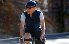 Cycling Cap Blue | Café du Cycliste