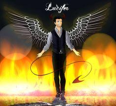 Mari Perez — Fanart for the new TV series Lucifer