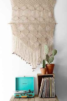 Magical Thinking Woven Wall Hanging - Urban Outfitters