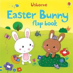 $7.99  My girls always enjoyed flap books and getting to see the surprise under each flap.  Usborne Books & More. Easter Bunny Flap Book
