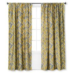 Leaf Window Panel Yellow - Threshold™ : Target