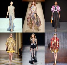 Milan Fashion Week SS15 started off with a bang with these amazing looks!