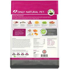Only Natural Pet PowerFood Wild Feast