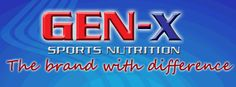 Gen-X Sports Nutrition .....Brand with #difference......