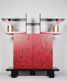 Freemont cabinet by Ettore Sottsass
