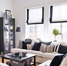 Modern apartment needs modern Safety 👍 Elephant Door Apartment Needs, Dream Apartment, Contemporary Roman Shades, Room Wanted, Modern Curtains, My Living Room, Small Spaces, Bedroom Decor, House Design