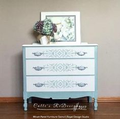 Shabby Chic decor, let's read this hip, super clever movement in home guidance, please analyze this report reference 5445461474 right here. Refurbished Furniture, Shabby Chic Furniture, Furniture Makeover, Furniture Decor, Painted Furniture, Furniture Stencil, Furniture Logo, Metal Furniture, Bedroom Furniture