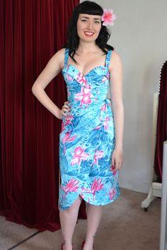 Malibu Tiki Dress
