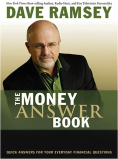 e-Book Sale: The Money Answer Book {by Dave Ramsey} ~ $2.99! {read it on your iPad, Kindle, Phone or Computer!} #ebooks #thefrugalgirls