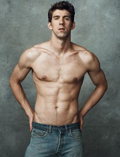 Michael Phelps. Photo by Norman Jean Roy for Details. Is this tonal quality something you only get from film cameras?