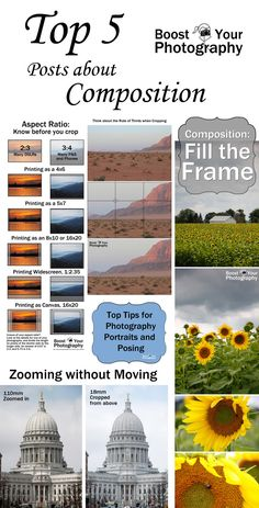 Top 5 Posts on Photography Composition | Boost Your Photography