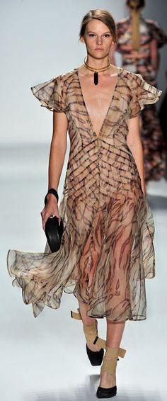 Zimmermann at New York Fashion Week Spring 2014 - StyleBistro
