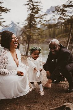 Enchanting and Effortless Canmore Elopement | Rocky Mountain Bride Elopement Inspiration, Rocky Mountains, Daughter, Bride, Couple Photos, Couples, Wedding Bride, Couple Shots, Couple