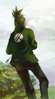 Favorite Naruto Character Shikamaru