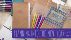 Planning Into the New Year with Sarah from Finders Keepers
