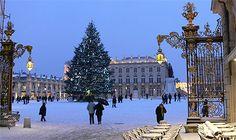 La place Stanislas - Nancy - Lorraine - France