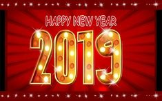 Happy New Year, Neon Signs, Happy Year, Happy New Year Wishes